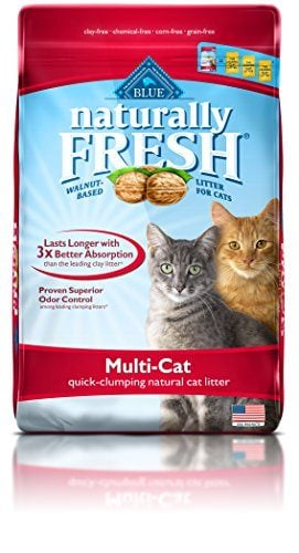Naturally Fresh Cat Litter by Blue Buffalo