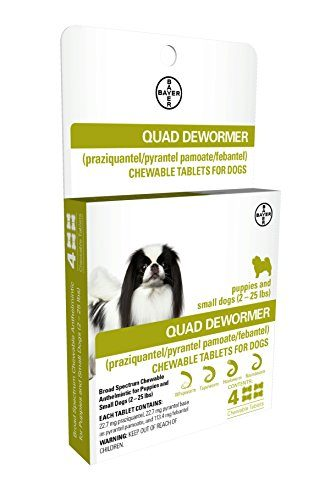 Quad Dewormer by Bayer Animal Health