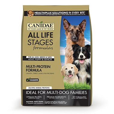 Canidae All Life Stages Dog Dry Food, Multi-Protein Formula