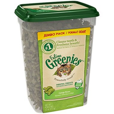 Feline Greenies Dental Cat Treats by Greenies
