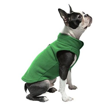 Every Day Fleece Cold Weather Dog Vest by Gooby