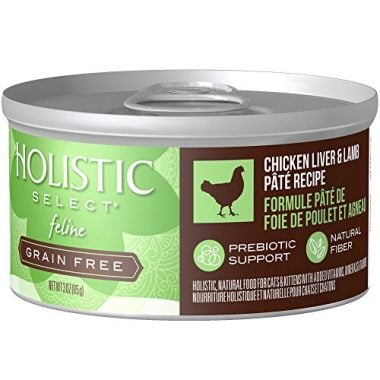 Feline Grain Free Canned Cat Food by Holistic Select Natural Pet Food