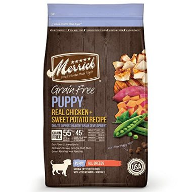Grain Free Puppy Recipe Dry Dog Food