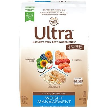 Ultra Weight Management Adult Dry Dog Food by Nutro