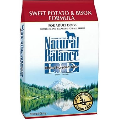 Limited Ingredient Diets Dry Dog Food by Natural Balance