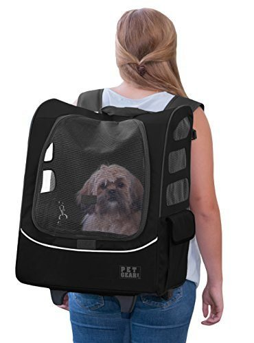 I-GO2 Sport Roller Backpack for Cats and Dogs by Pet Gear