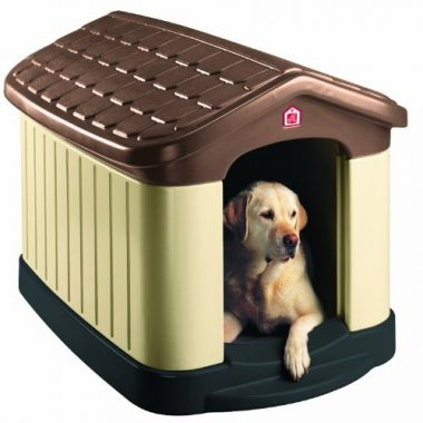 Our Pet's Tuff-N-Rugged Dog House by Pet Zone