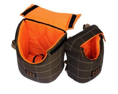 Lenis Pack Pet Carrier Backpack by Emanuele Bianchi by Pet Ego