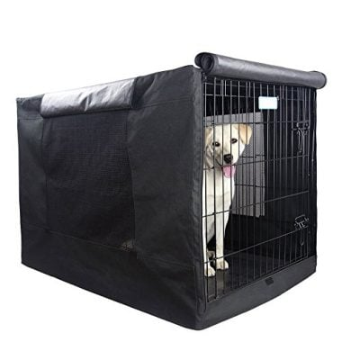 Polyester Crate Cover for Wire Crates by Petsfit