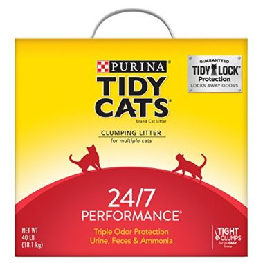 Tidy Cats 24/7 Performance Clumping Cat Litter by Purina
