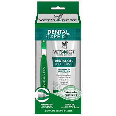 Enzymatic Dental Care Kit by Vet's Best