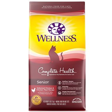 Wellness Complete Health Natural Dry Cat Food