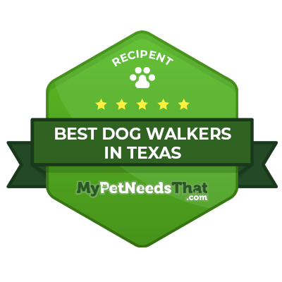 dog walker texas