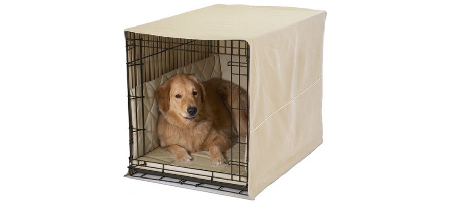 dog's crate cover
