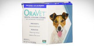 merial oravet dental hygiene chew for dogs