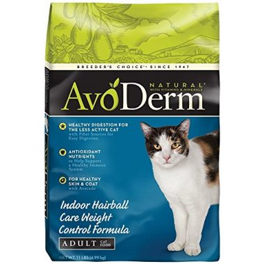 AvoDerm Natural Cat Food