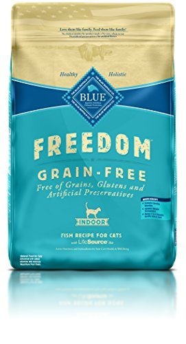 BLUE Freedom Grain Free Adult Dry Cat Food