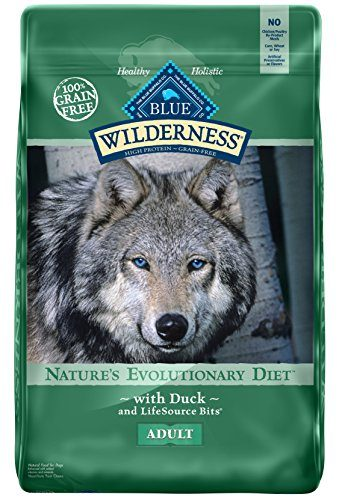 Blue Wilderness Nature's Evolutionary Diet High Protein Grain Free Adult Dry Dog Food by Blue Buffalo