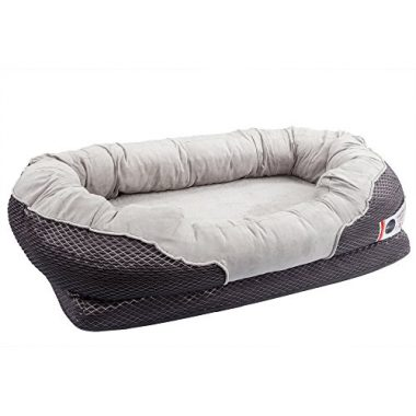 Snuggly Sleeper Orthopedic Dog Bed by BarksBar