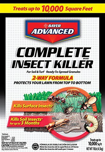 Bayer Advanced Complete Insect Killer for Soil and Turf Granules