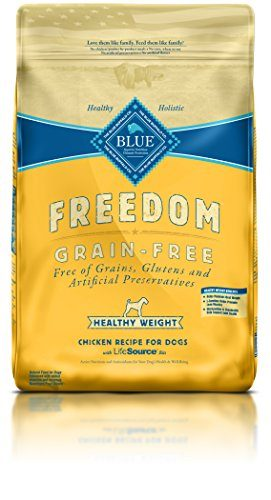 Freedom Grain Free Healthy Weight Chicken Recipe for Dogs