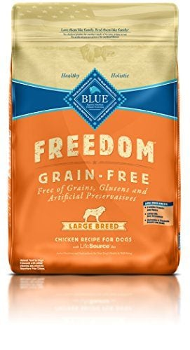 Freedom Grain-Free Large Breed Dry Dog Food by Blue Buffalo