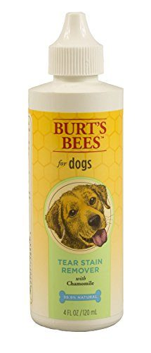 Burt's Bees for Dogs Tear Stain Remover with Chamomiles