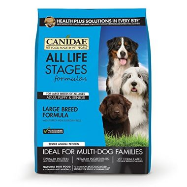 All Life Stages Formulas Large Breed Formula Dry Dog Food by CANIDAE