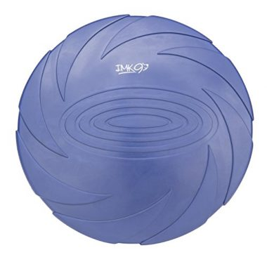 Dog Frisbee Toy by IMK9