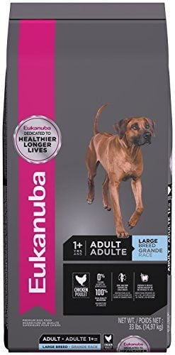 Adult Large Breed Dry Dog Food by Eukanuba