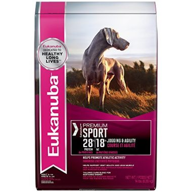 Premium Sport Active Adult Dry Dog Food by Eukanuba