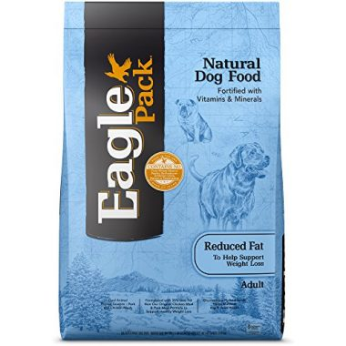 Reduced Fat Natural Dog Food by Eagle Pack