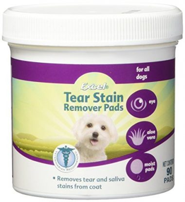 Excel Tear Stain Remover Pads