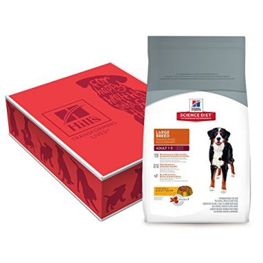 Large Breed Dry Dog Food by Hill's Science Diet