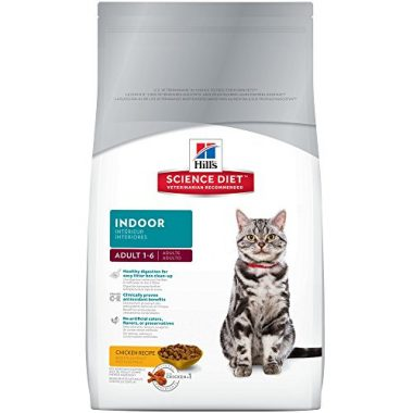 Hill's Science Diet Adult Indoor Cat Food