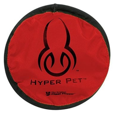 Flippy Flopper Dog Toy by Hyper Pet