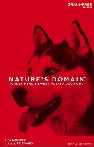 Nature's Domain Turkey Meal & Sweet Potato Dog Food