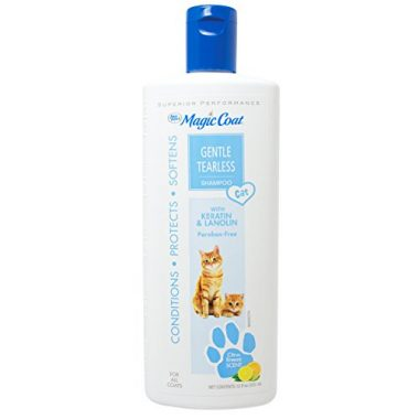 Magic Coat Cat Tearless Shampoo