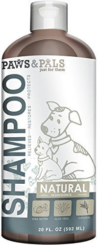 Natural Dog Shampoo and Conditioner by Paws & Pals