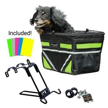Pet-Pilot Dog Bike Basket Carrier
