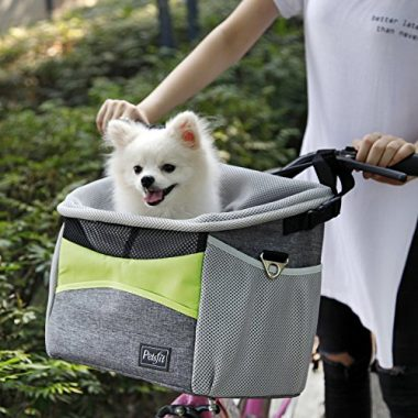 Petsfit Dog Basket For Bicycle