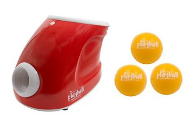 Playball Automatic Ball Launcher & Thrower for Dogs by Couch Potato