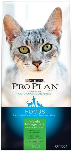 Purina Pro Plan Focus Weight Management Chicken & Rice Cat Food