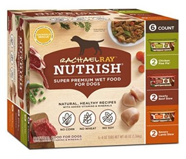 Nutrish Natural Variety Super Premium Wet Food for Dogs