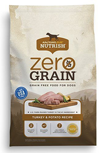 Nutrish Zero Grain Turkey & Potato Recipe Grain-Free Food for Dogs