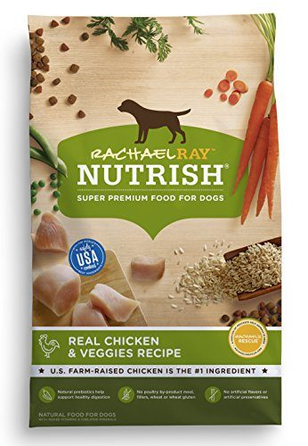 Nutrish Real Chicken & Veggies Recipe Food for Dogs