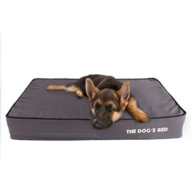 The Dog's Bed Premium Orthopedic Waterproof Memory Foam Dog Beds by The Dog's Balls