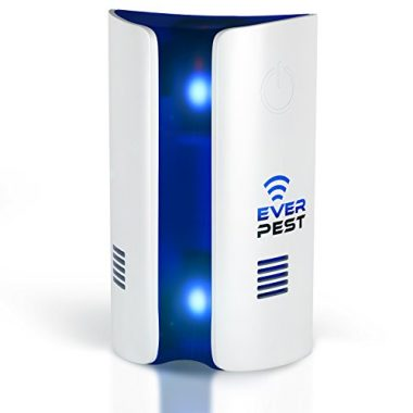 Ultrasonic Electromagnetic Pest Repellent Control by Ever Pest