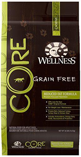 Core Natural Grain Free Reduced Fat Formula Dry Dog Food