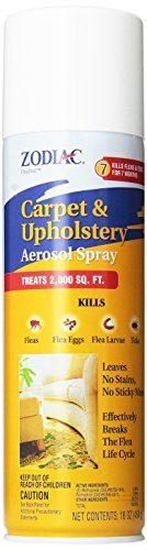 Carpet and Upholstery Aerosol Spray by Zodiac